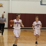Boys C Team Basketball beats Hammond Gavit 38 – 18