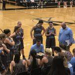 Girls Varsity Basketball falls to Kouts Jr/sr 53 – 31
