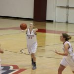 Girls C Team Basketball beats Boone Grove 19 – 13