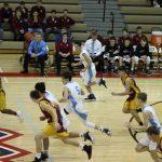 Boys Junior Varsity Basketball beats River Forest 43 – 34