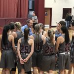 Girls Varsity Basketball falls to River Forest 54 – 44