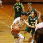 Boys 6th Grade Basketball beats Boone Grove Middle School A/b 37 – 5