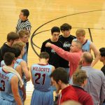 Boys Varsity Basketball beats Rensselaer Central 81 – 61