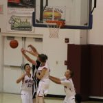Boys C Team Basketball falls to Crown Point 54 – 35
