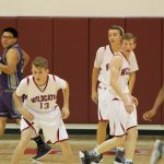 Boys C Team Basketball beats Hobart 42 – 29