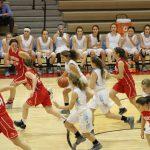 Girls Junior Varsity Basketball beats Andrean 41 – 17