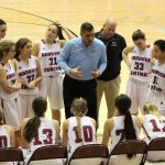 Girls Varsity Basketball falls to Andrean 48 – 41