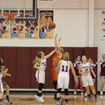 Girls Varsity Basketball beats Wheeler 51 – 17