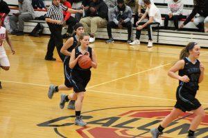Girls JV Basketball @ Calumet  12/21/17