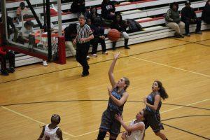 Girls Varsity Basketball @ Calumet  12/21/17