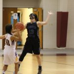 Girls Junior Varsity Basketball falls to Portage 46 – 13