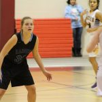Girls Junior Varsity Basketball falls to Hobart in the Wildcat Winter Classic 28 – 27
