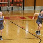 Girls Varsity Basketball falls to Bishop Noll Institute 54 – 18