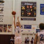 Boys Varsity Basketball beats Hammond Clark 71 – 60