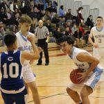 Boys Junior Varsity Basketball beats Hammond Clark 75 – 43