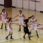 Girls C Team Basketball beats Lowell 30 – 26