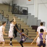 Boys C Team Basketball falls to Kankakee Valley 46 – 28