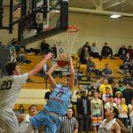 Boys Varsity Basketball falls to Griffith 71 – 59