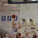 Girls Varsity Basketball beats Griffith 55 – 40