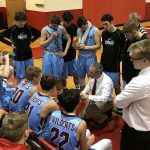 Boys Varsity Basketball falls to Lake Station Jr/sr 70 – 68