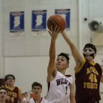 Boys C Team Basketball falls to River Forest 51 – 48