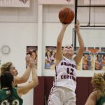 Girls Varsity Basketball vs. Morgan Township  1/26/18