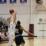 Boys Varsity Basketball beats Morgan Township 88 – 86