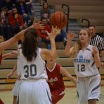 Girls 7th Grade Basketball beats South Newton Middle School 29 – 5
