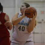Girls 8th Grade Basketball falls to South Newton Middle School 29 – 10