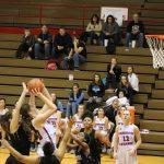 Girls Varsity Basketball vs. Calumet in IHSAA Sectional @ Knox  1/30/17