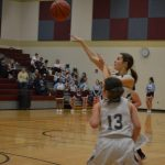 Girls 8th Grade Basketball falls to Union Township Middle School 48 – 9