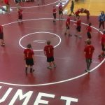 Boys Middle School Wrestling beats River Forest 46 – 32