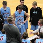 Boys Junior Varsity Basketball falls to Hobart 34 – 33