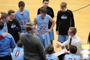 Boys JV Basketball @ Hobart  2/6/18