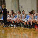 Girls 7th Grade Basketball beats Whiting Middle School 44 – 5