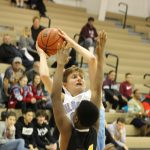 Boys Junior Varsity Basketball beats Hammond Science Academy 57 – 34