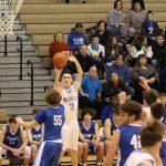 Boys JV Basketball vs. Boone Grove  2/10/18