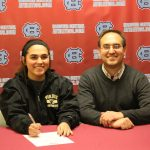 Gutierrez Names Her College Choice!