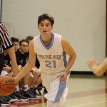 Boys JV Basketball vs. Kouts  2/16/18