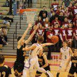 Varsity Boys Basketball vs. Kouts (SR Night - Gallery 3 of 3)  2/16/18
