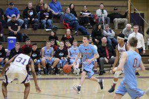 Boys JV Basketball @ Hammond Gavit  2/23/18