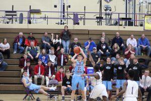 Boys Varsity Basketball @ Hammond Gavit  2/23/18