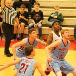 Boys Varsity Basketball falls in IHSAA Sectional vs. Calumet 80 – 69