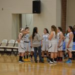 Girls 8th Grade Basketball falls to Kankakee Valley Middle School 42 – 17