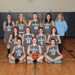 Girls 8th Grade Basketball beats Colonel John Wheeler Middle School 8 A/b 13 – 8