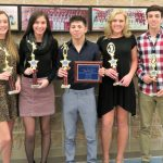 Hanover Central Winter Sports Award Winners Announced