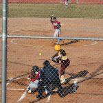 Girls Junior Varsity Softball falls to Chesterton 11 – 0