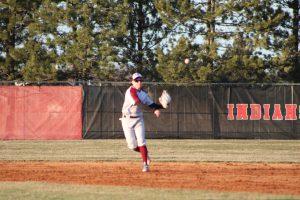 Varsity Baseball @ Portage  3/30/18