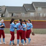 Girls Varsity Softball beats River Forest 15 – 0