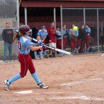 Girls Varsity Softball beats Wheeler 8 – 5